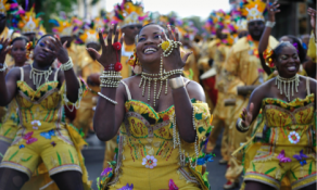 Carnival celebration From February 23 to 26, 2020